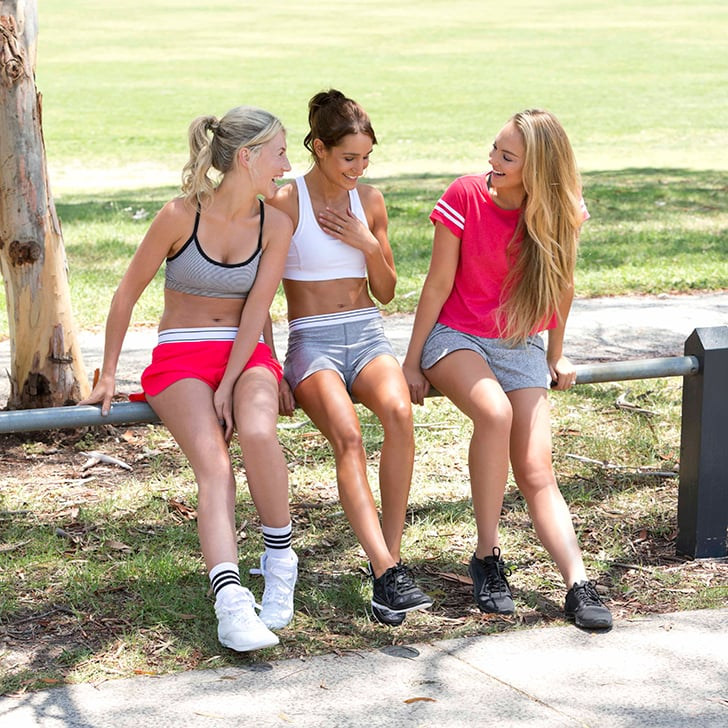 Stick to Your Fitness Goals and Resolutions by Kayla Itsines
