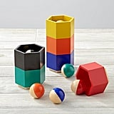 Ball and Cup Matching Game