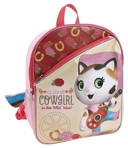Sheriff Callie Backpack With Vest