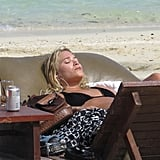 Pictures of Ashley Olsen in Her Bikini While on Vacation in St. Bart's