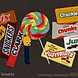 Seinfield Candy by Rinee Shah