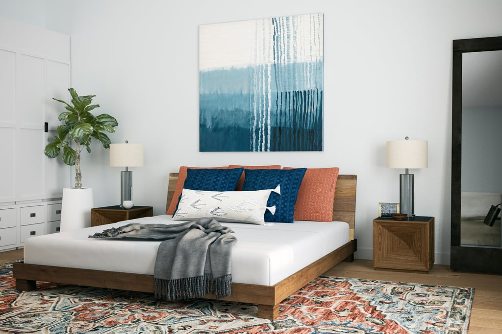 Celeste-Inspired Bedroom