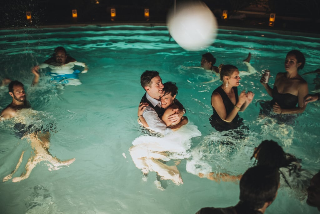 Pool Party Aesthetic