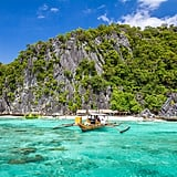 Palawan in the Philippines will be the top island destination in the world