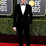 Richard Madden at the 2019 Golden Globes