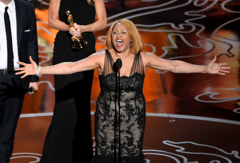 Best Adapted Moment to Belt Out a Solo: Darlene Love