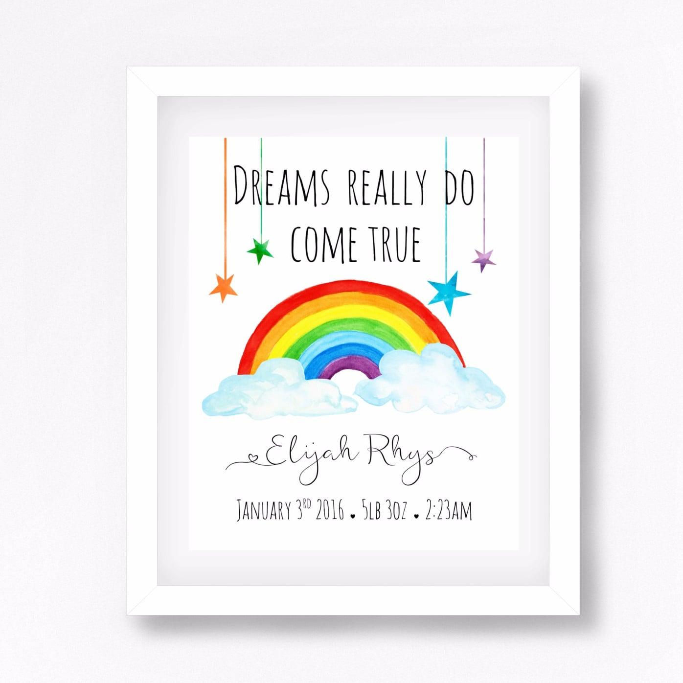 Rainbow Baby Gift Ideas