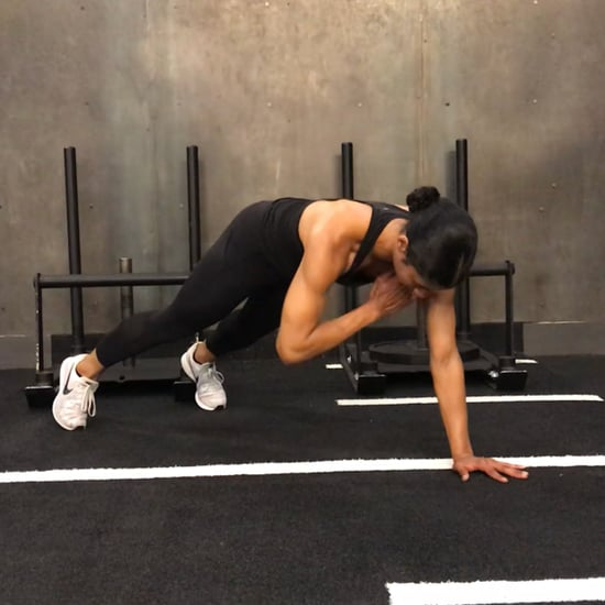 How to Do a Push-Up With Shoulder Taps