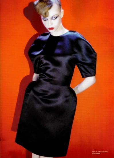 Siri Tollerod does Vogue Italia-april 09