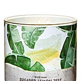 Sugared Lemon Zest 3-Wick Candle