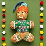Cosy Gingerbread Ornament