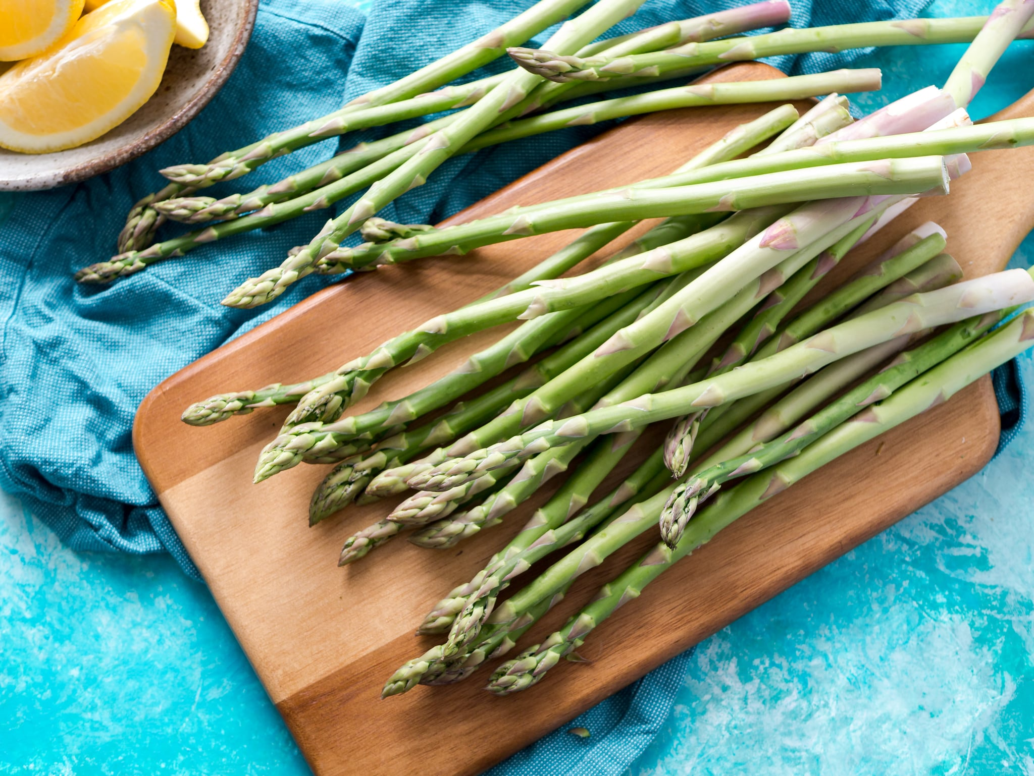 This Is the Easiest Way to Cook Asparagus to Perfection