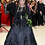 Madonna Jean Paul Gaultier Met Gala Dress 2018