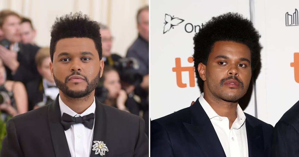 The Weeknd Debuts New Hair at the Toronto Film Festival | POPSUGAR Beauty UK