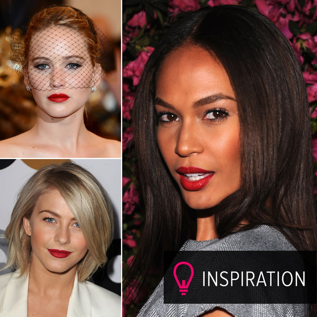 Celebrity Pictures With Pretty Lipstick
