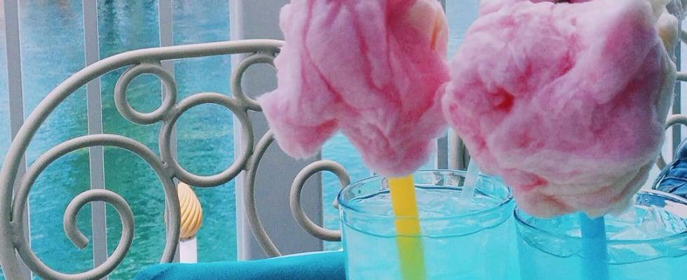 Disneyland Cotton Candy Lemonade Review
