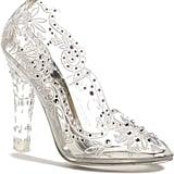 Dolce & Gabbana Glass Slipper ($1,795)