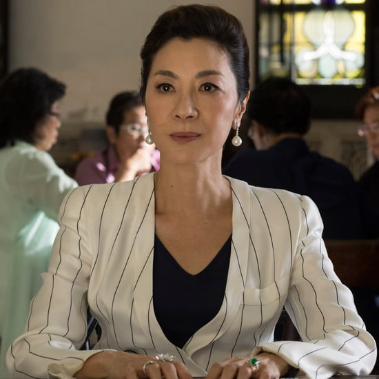 Who Plays Eleanor Young in Crazy Rich Asians?