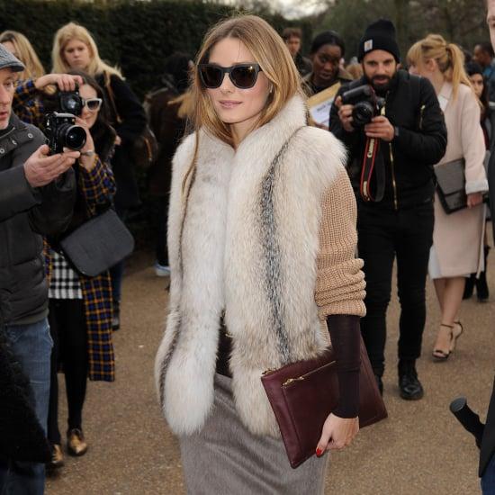 Olivia Palermo Fashion Week Outfits Fall 2014