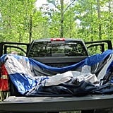 Tailgating With a Tent