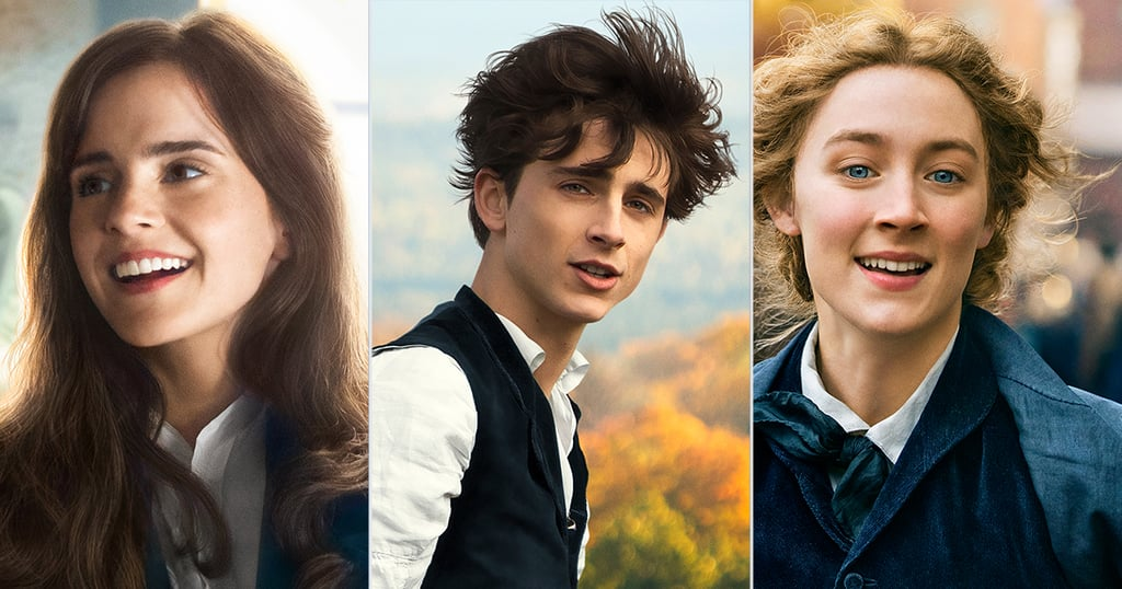 Little Women 2019 Movie Character Posters