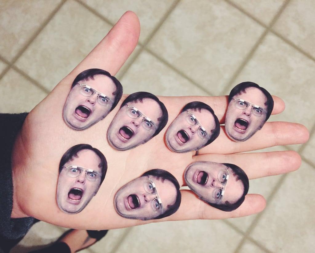 Dwight Schrute Magnet