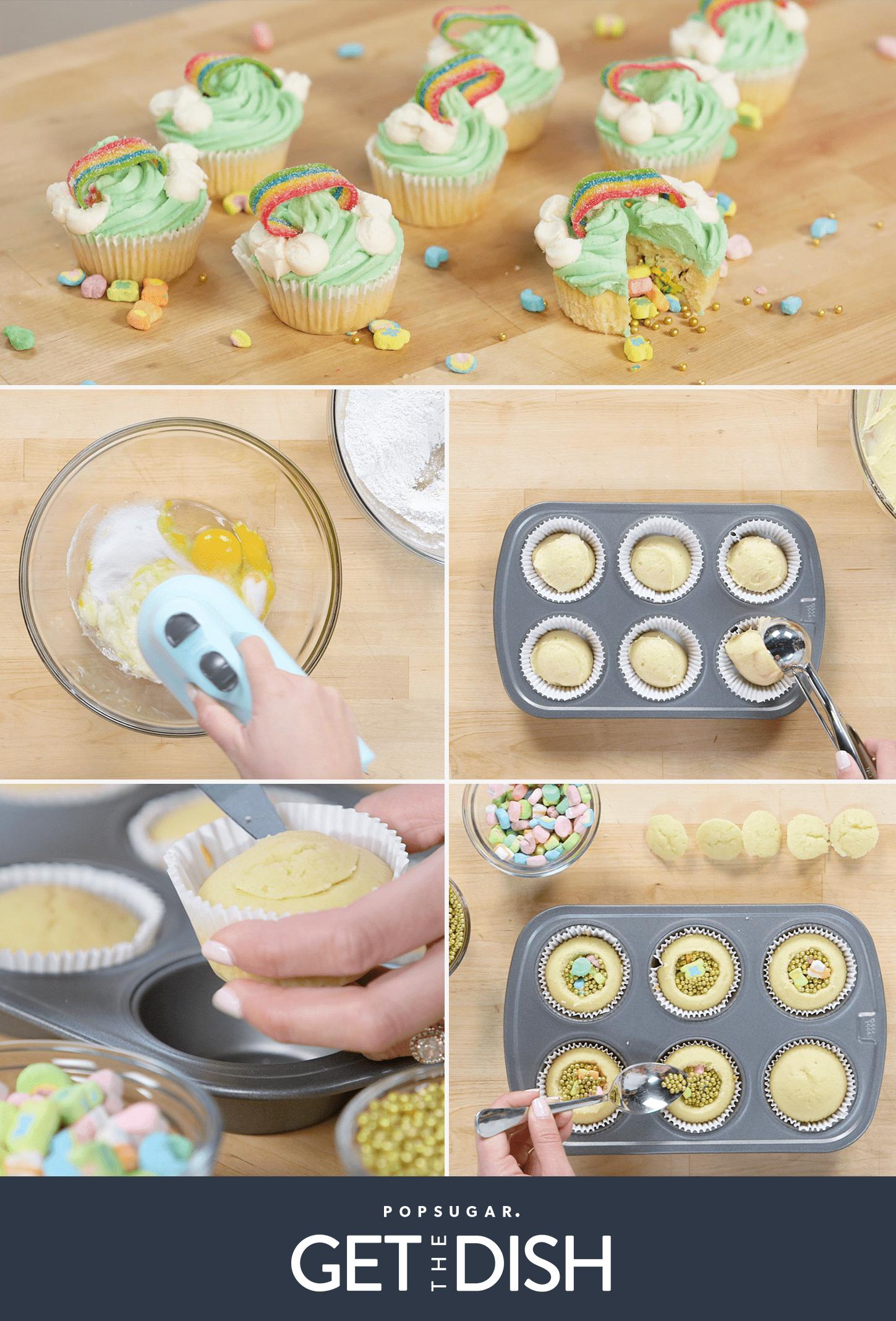 Foldaway Tote - cupcake green by VIDA VIDA 7aJvn8k