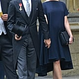 Victoria Beckham at Prince William and Kate Middleton's Wedding