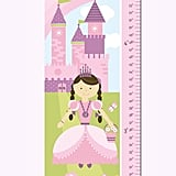 Personalized Canvas Growth Chart ($48)