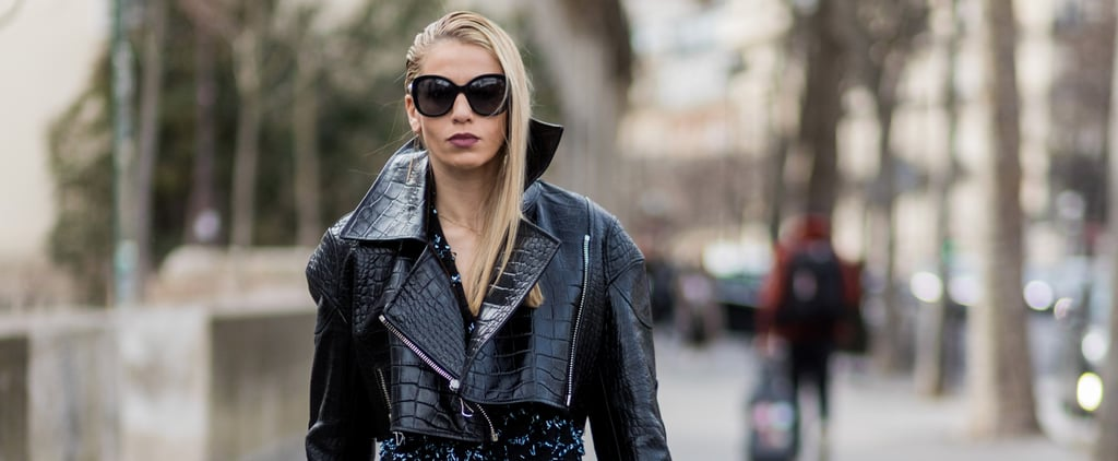 Black and Navy Is the Easiest Combination to Wear For Fall — Here's How