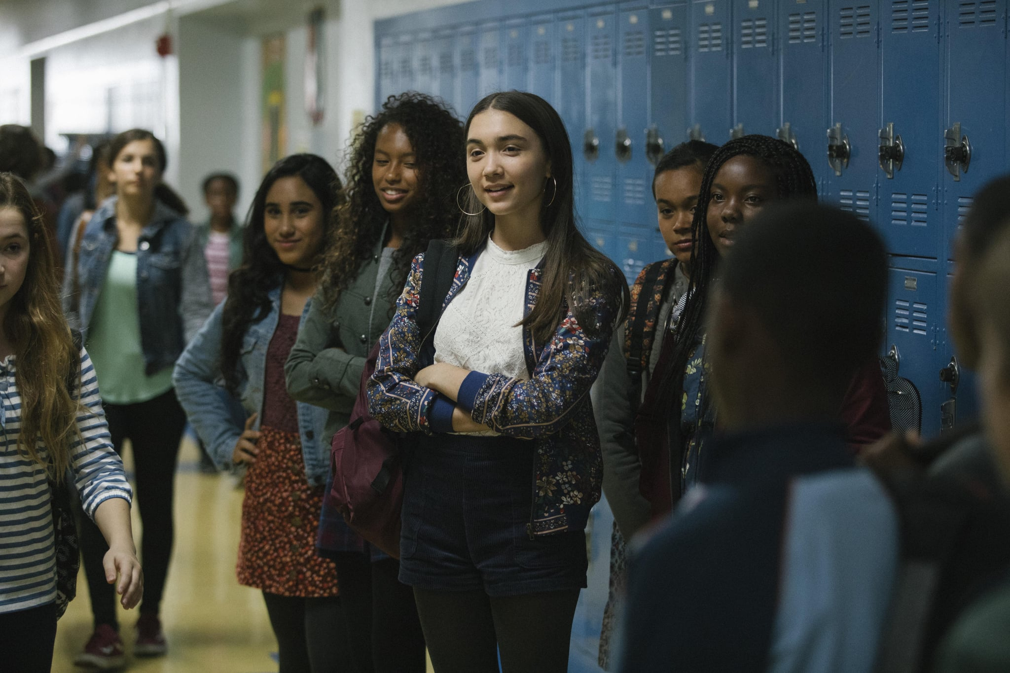 Rowan Blanchard is Veronica in Disney's A WRINKLE IN TIME.