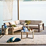 Portside Outdoor 3-Piece Sectional
