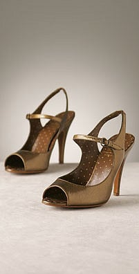 Fab Finds of the Week: Mining For Metallic Shoes!