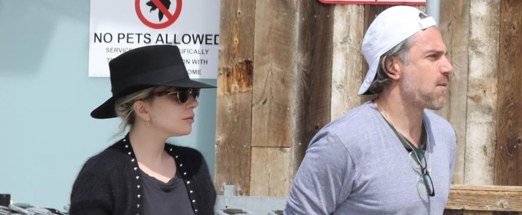 Lady Gaga and Fiancé Christian Carino Hold Hands During a Casual Trip to the Grocery Store