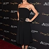Jennifer Garner stunned at the premiere of Danny Collins in New York on Wednesday.