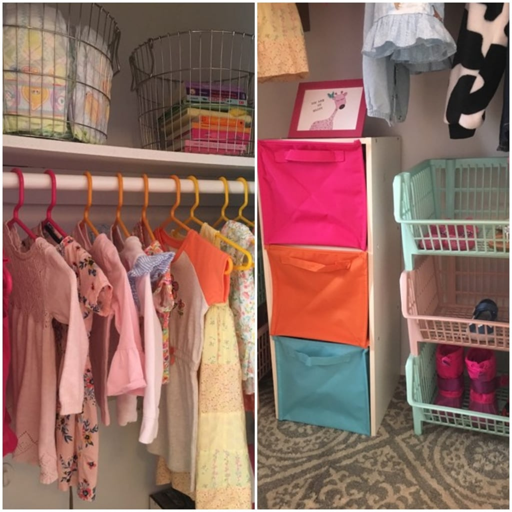 How to Organize Your Kid's Closet