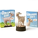 The Screaming Goat Book & Figure