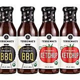 Tessemae's Ketchup and BBQ Sauce