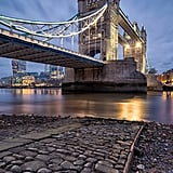 London Bridge and Tower Bridge