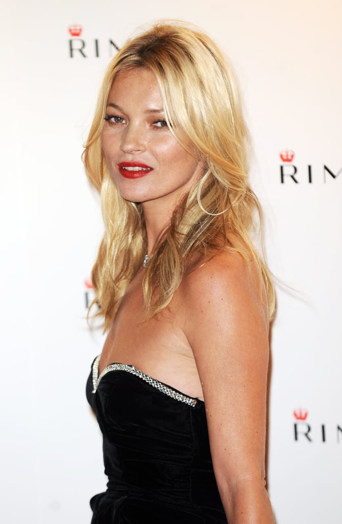 September 2011: Rimmel London and Kate Moss 10 Year Anniversary Party