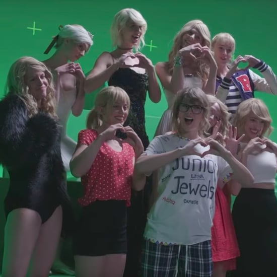 "Taylor Swift ""Look What You Made Me Do"" Behind the Scenes"