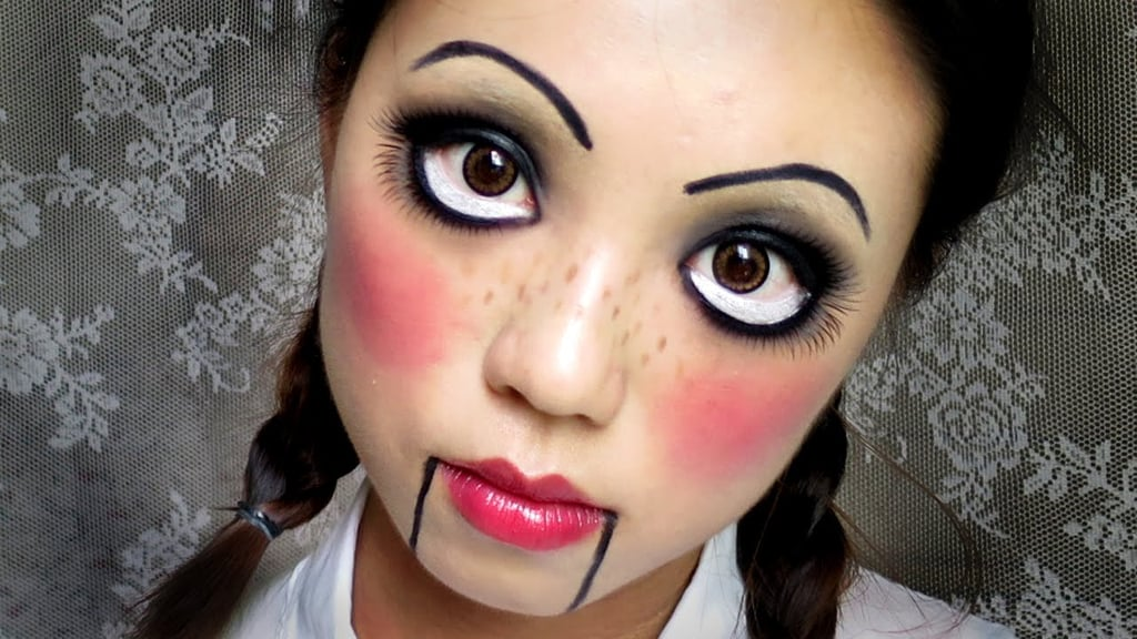 Last-Minute Easy Halloween Makeup Tutorials | POPSUGAR Beauty