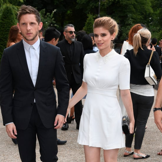 Kate Mara and Jamie Bell at Dior Homme Show | June 2017