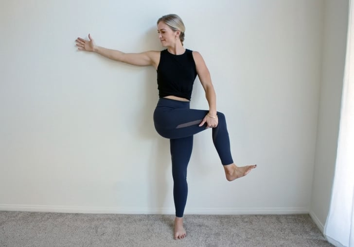 Supine Twist 30 Seconds Per Side Wall Stretches To
