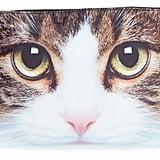 Catseye London 'Tabby Cat' Cosmetics Bag