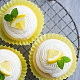 Lemon Cupcakes With Lemon Buttercream Frosting