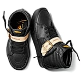 Vans x Vivienne Westwood SK8-HI Platform Pirate Strap Shoes