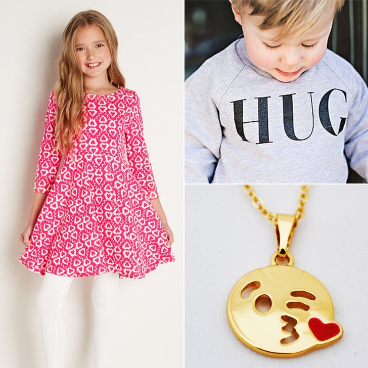 Valentine S Day Outfit Ideas For Kids Popsugar Family