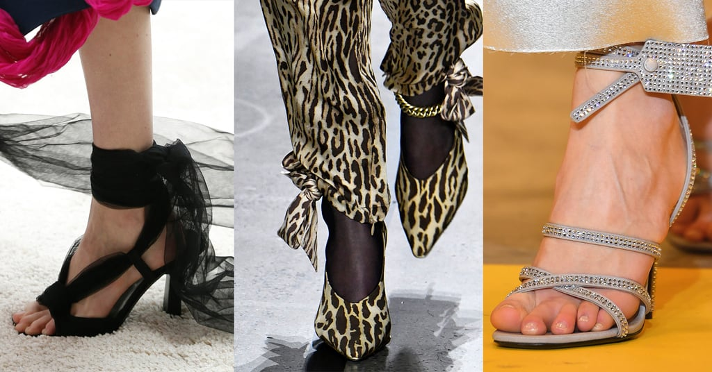 Fall 2019 Shoe Trend: Ankle Ties
