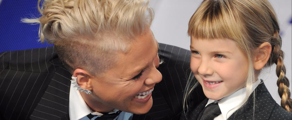 Just a Bunch of Extremely Cute Photos of Pink and Her Daughter, Willow